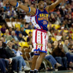 Globetrotters Invade Anchorage, Alaska