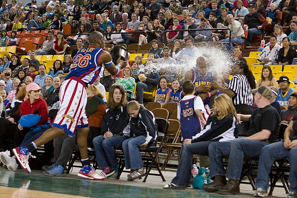 Globetrotters Splash