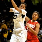 2012 NCAA Womens Basketball - New Mexico Lobos vs Colorado Buffaloes