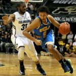 2013 NCAA Basketball UCLA Bruins at Colorado Buffaloes