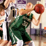 2013 HS Girls Basketball - Bear Creek at Arvada West