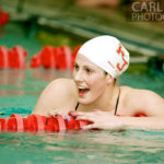 Olympic Gold Medalist Missy Franklin Returns To The Pool