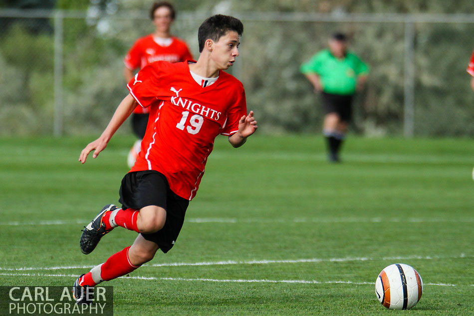 10 Shot - HS Soccer - Fairview at Ralston Valley