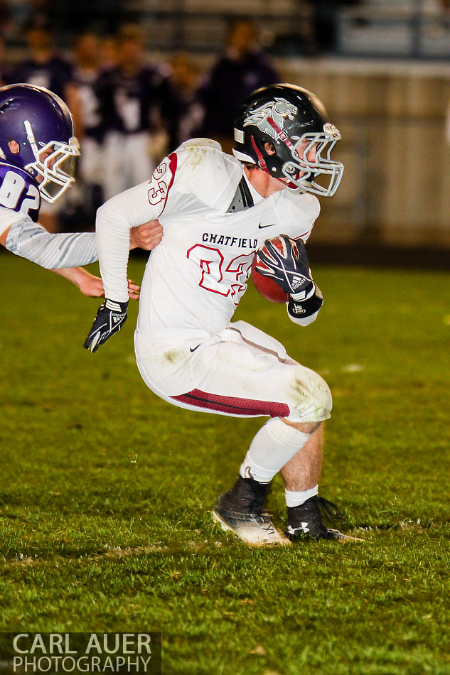 10 Shot - HS Football - Chatfield at Arvada West