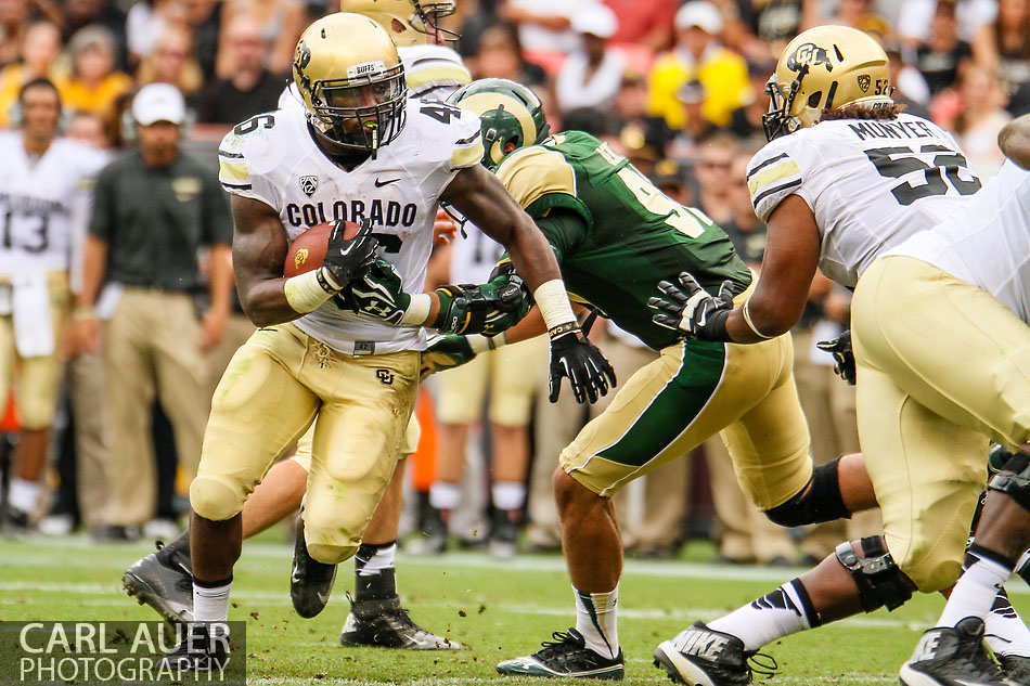 10 Shot -NCAA Football 2013 - Colorado at Colorado State