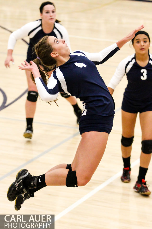 10 Shot - HS Volleyball - Dakota Ridge at Ralston Valley