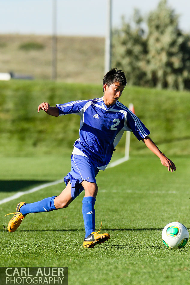 10 Shot - HS Soccer - Alameda International at Golden