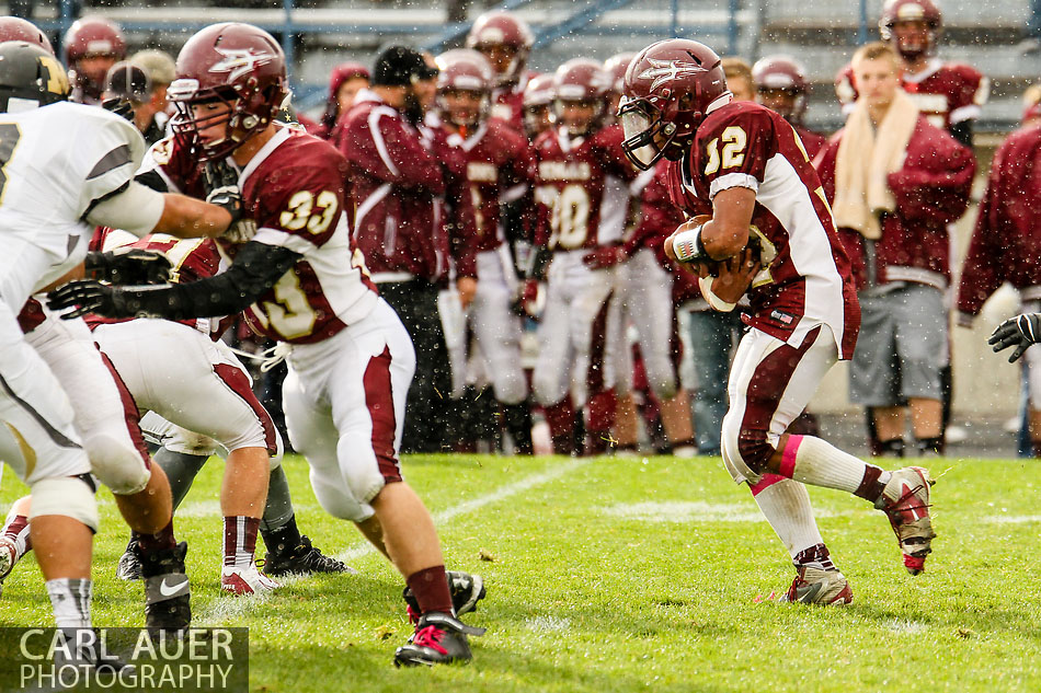 10 Shot - HS Football - Monarch at Golden