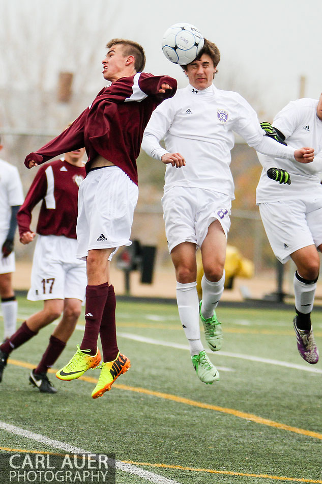 10 Shot - HS Soccer - Golden at Denver North