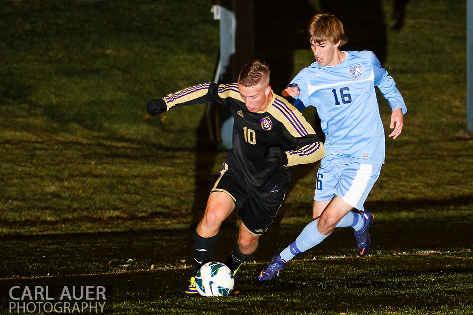10 Shot - HS Soccer - Ft. Collins at Ralston Valley