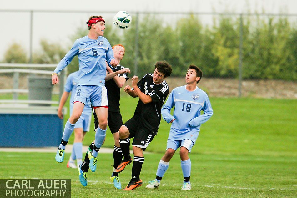 10 Shot - HS Soccer - Pomona at Ralston Valley