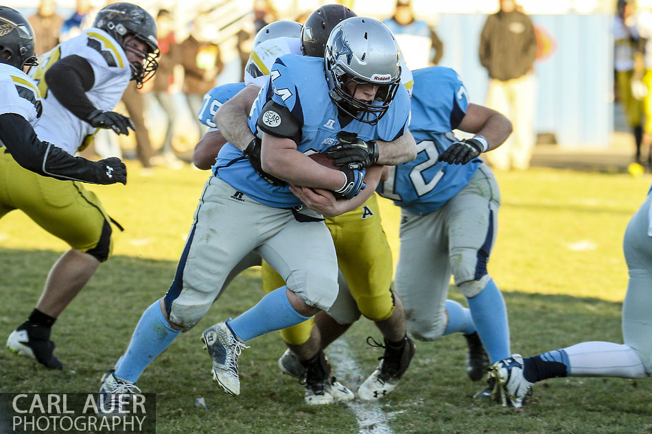 10 Shot - HS Football - Arapahoe at Ralston Valley