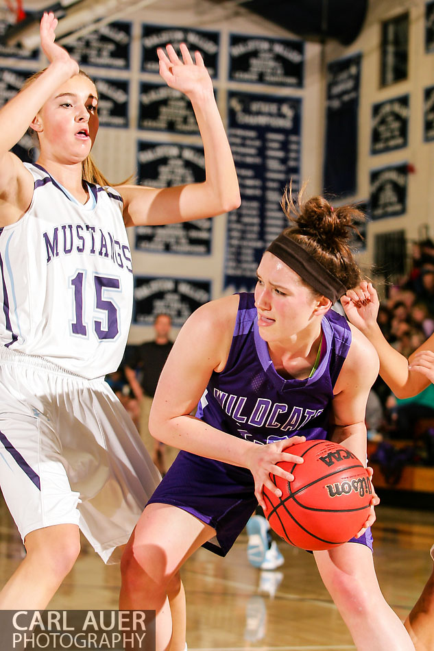 10 Shot - HS Girls Basketball - Arvada West at RV