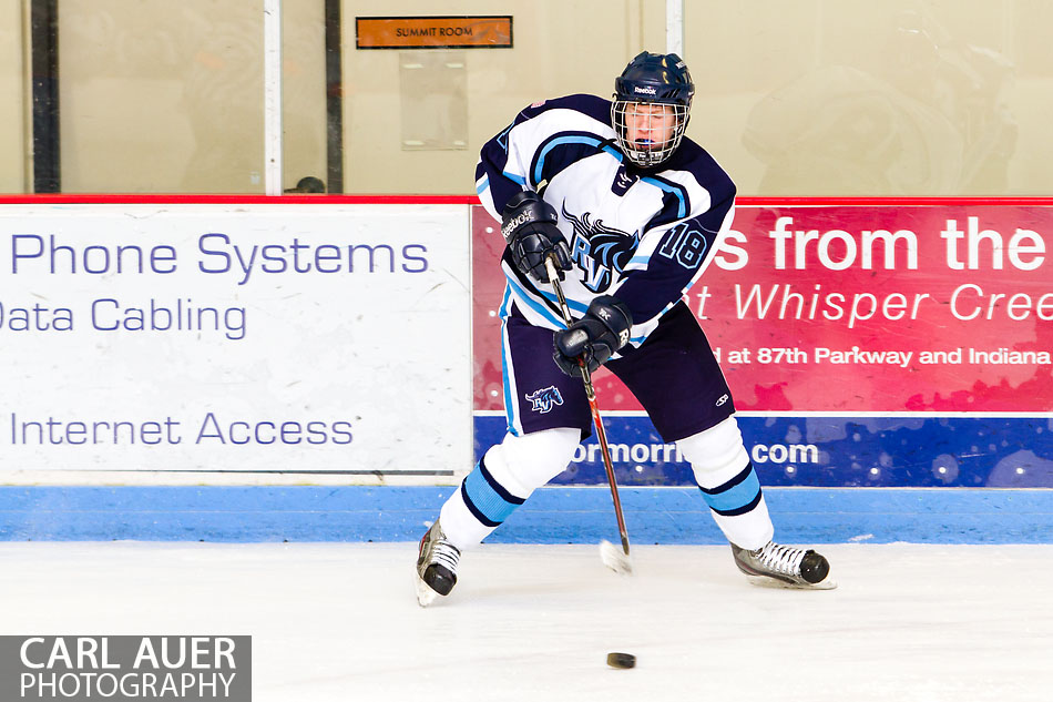 10 Shot - HS Hockey - Valor Christian at RV