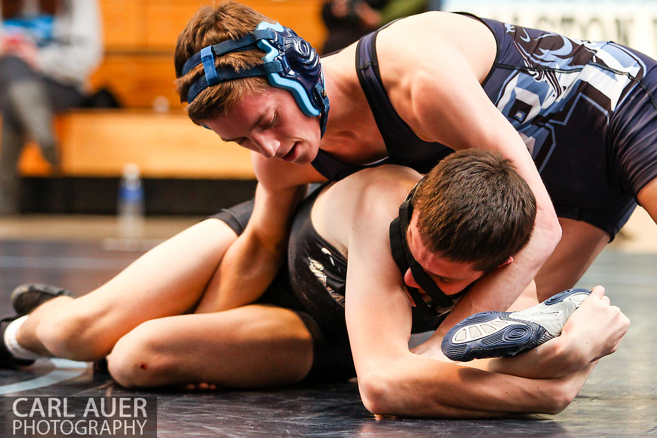 10 Shot - HS Wrestling - Monarch at RV