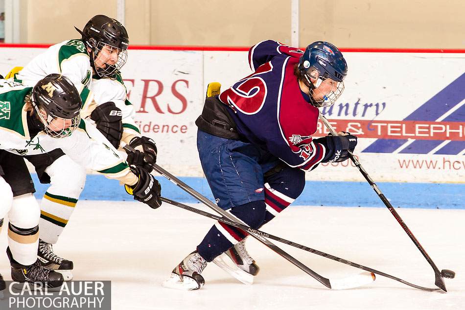 10 Shot - HS Hockey - Dakota Ridge at Bishop Machebeuf
