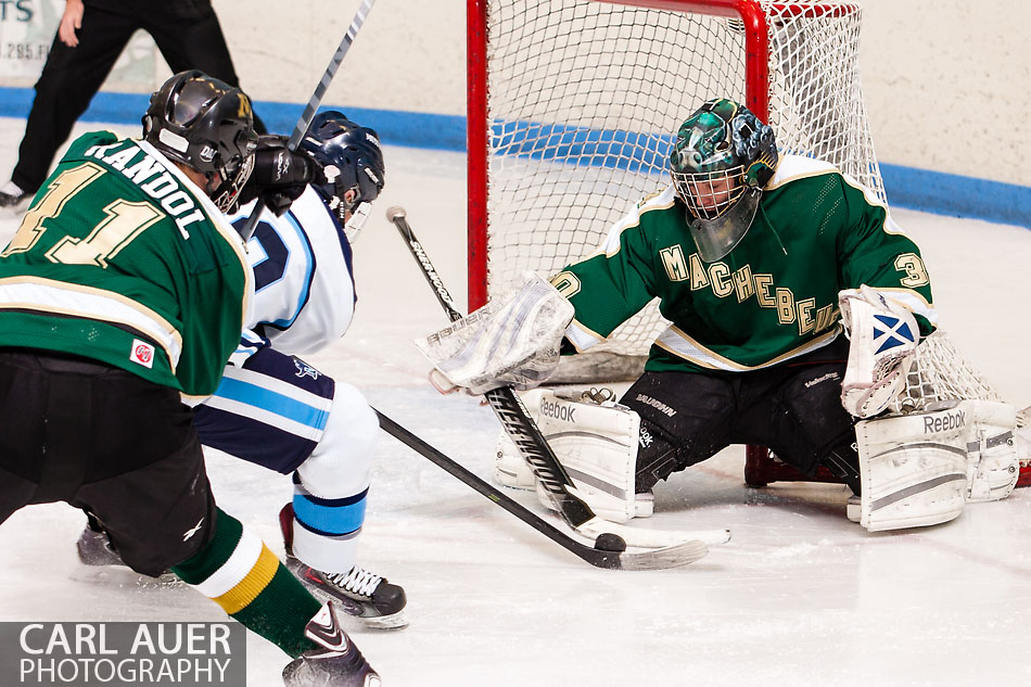 10 Shot - HS Hockey - Bishop Machebeuf at Ralston Valley