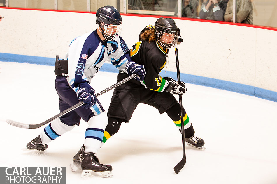 10 Shot - HS Hockey - Pueblo County at Ralston Valley