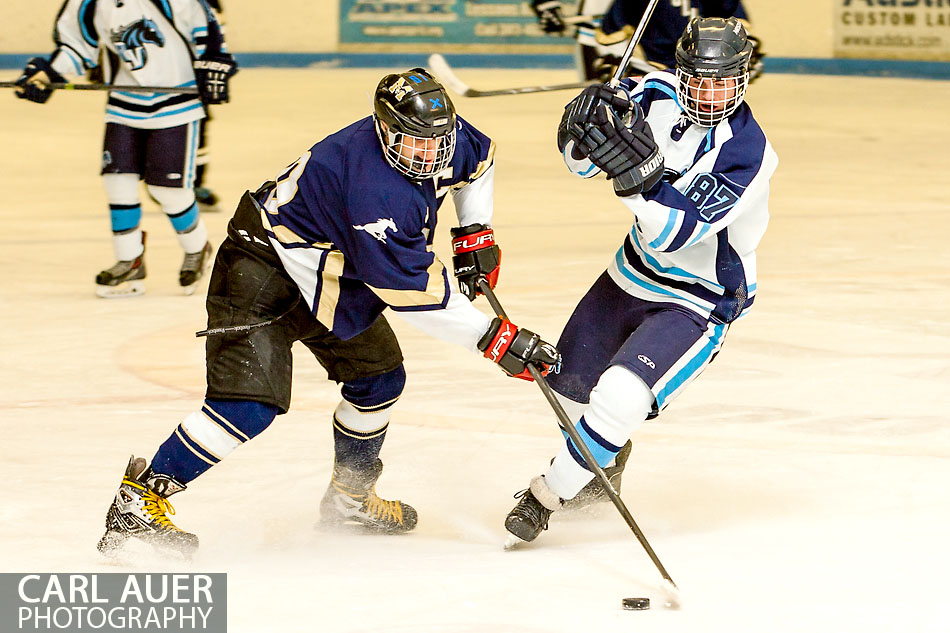 10 Shot - HS Hockey - Mullen at RV