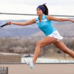 Ralston Valley Girls Tennis vs Horizon - 10 Shot