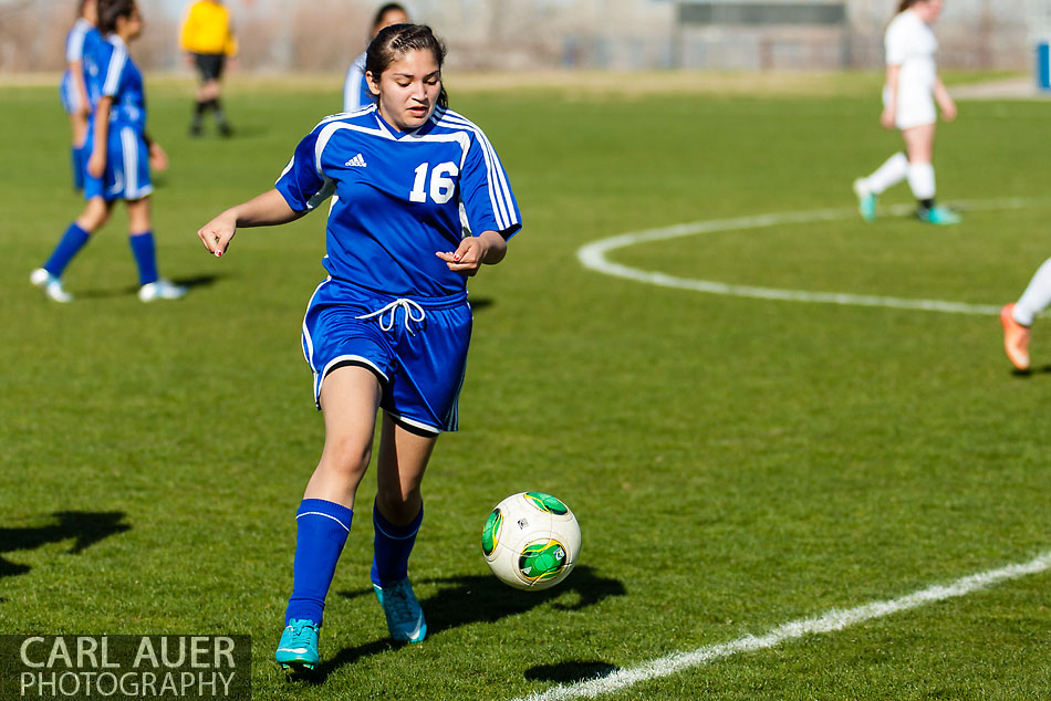 Golden Demons Girls Soccer vs Alameda - 10 Shot